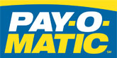 Pay-O-Matic Corp Logo